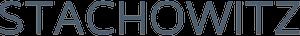 Blaues Logo der Medienagentur STACHOWITZ in Dresden