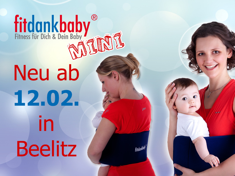 Fitdankbaby MINI montags in Beelitz